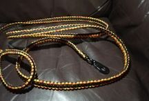 Paracord hihnoja, Paracord Dog leash
