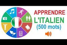 Apprendre l'italien - Learning italian