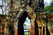 Cambodja / Bezienswaardigheden in Cambodja