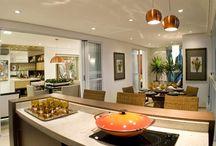 espaço gourmet decoração