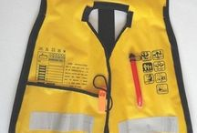 inflatable life jacket / We are the manufactuer of Inflatable life jacket ,our products complies with CCS,CE class certificate . / by Zhuhai City Deyuan Import&Export Co., Ltd