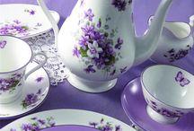 něžný porcelán