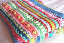 ♥ Crochet - Knit - Wool - Crochê - Tricô - Lã ♥ / by Embb Amazing