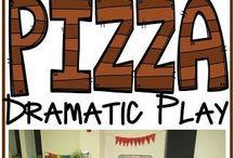 Pizza Theme