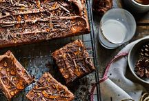 Traybakes / Basically, any kind of sweet thing that is made in a square tin. From brownies to rocky road & anything in between.  | Traybake | Rocky Road | Brownies | Blondies | Millionaire's Shortbread |