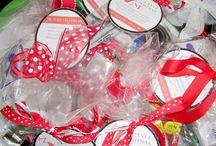 Teacher gifts / Christmas pressies