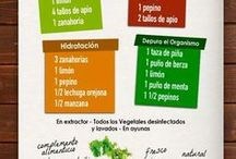 jugos  verdes