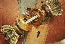 Dreamy  Reclaimed Hardware / We have fantastic Hardware in our Store!