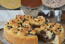 torta di ricotta e nutella