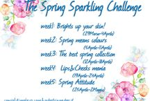 The Spring Sparkling Challenge / Raccolta post The Spring Sparkling Challenge