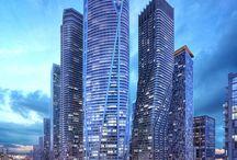 Toronto   Towers / Condo Living in the GTA