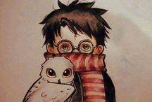 Harry Potter❤️Draw