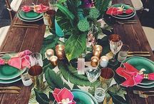 Wedding Inspiration / All things weddings - from decor and flowers, to food and entertainment ideas.