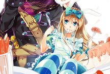 Alice in wonderland  (manga)