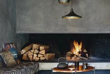 Deco-Fireplace