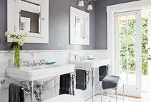 Bathroom - pfc / by Celia Goddard
