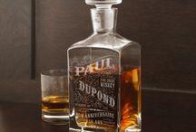 143 DÉCORATIONS AVEC LES BOUTEILLES DE WHISKEY / Faire tout soi-même avec les bouteilles de whiskey !
