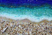 Beach Mosaics