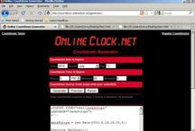 Countdowns / by Online Clock