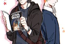 Kylux *^* (Or the best ship ever!)