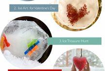 Zabawy zimowe / Winter activities / pomysły na zimowe zabawy