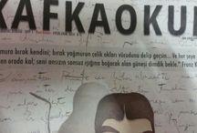 Kafka okur
