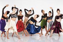 vestuarios danza