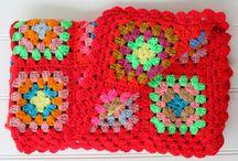 Hand Crochet Afghans