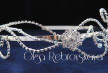 Украшения от Ольги Ребровской (Olga Rebrovskaya) / Здесь представлены украшения выполненные мною.