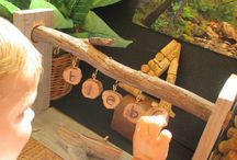 Literacy with Natural Materials