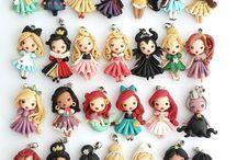 Fimo dolls