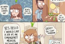 • Sims  •