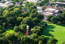 College / Baylor, Bama, USC, UNC, JMU, Iowa, Clemson