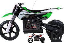 RC Motorbikes