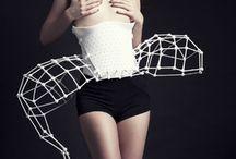 Science-y and tech-y fashion