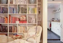 Bookshelves / by winifred Andre