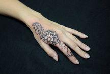 tattoos / by julie denny