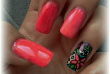 my nail art designs :)