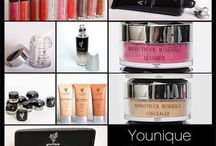 YOUNIQUE / YOUNQUE ARE NATURALLY-BASED PRODUCTS!!!  Gluten free, hypoallergenic, no synthetics or artificial colours or fragrances.