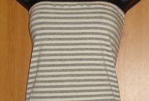 Boobtube dress pattern