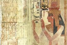 Egyptian Witchcraft / Ancient Egyptian Magic and Witchcraft, Egyptian Gods, Spells, and Art