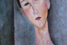 Ansikter i kunsten
