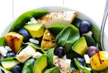 ** Summer Salads ** / Nom nom