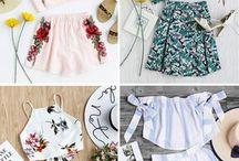 conj de roupa
