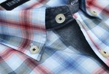 "Casual Shirts *s/s 2015* / Casual shirts, by Athens-based company ""Raimonti""."