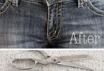 Opravy,šití