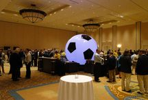 Sports Themed Decor and Lighting