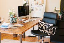 Dream Office spaces etc.