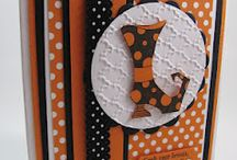 Card ideas - Halloween / by Bobbie Sumpter