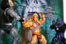 My custom works and pics / Custom action figures and photos